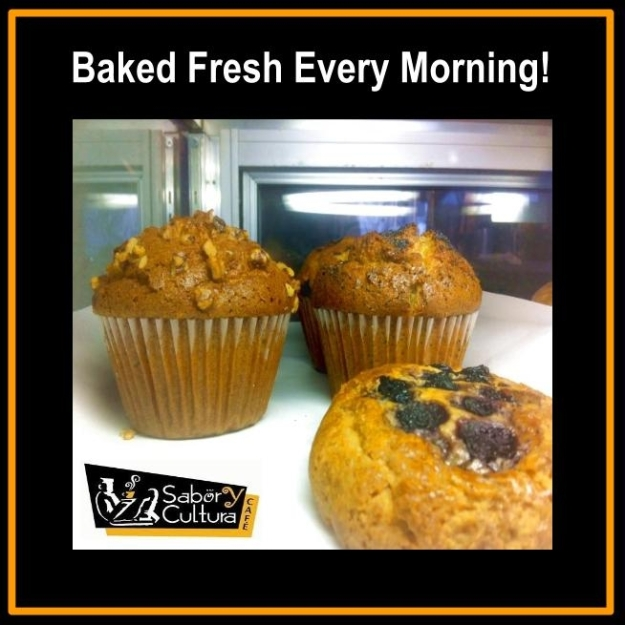 Baked Fresh Every Morning!