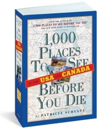 Jodi bought this book as a guide for fun places where the two could meet.