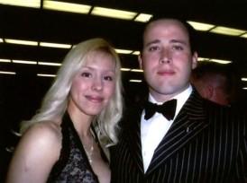 Jodi and Travis first meet in Las Vegas, Nevada