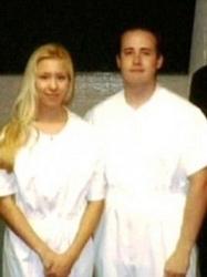 Jodi's Mormon Baptism