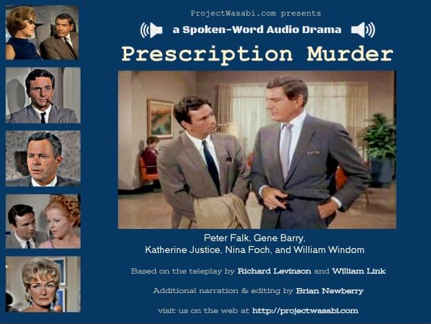 Prescription Murder Graphic