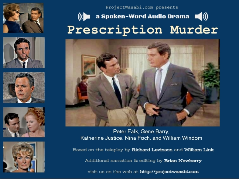 Prescription Murder Graphic
