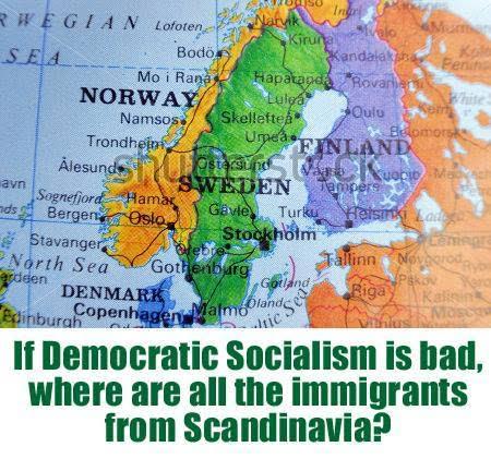 scandanavians